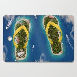 Flip Flop Islands Cutting Board