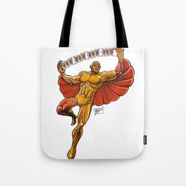 Hotwing Tote Bag