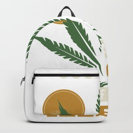 Marihuana German Backpack