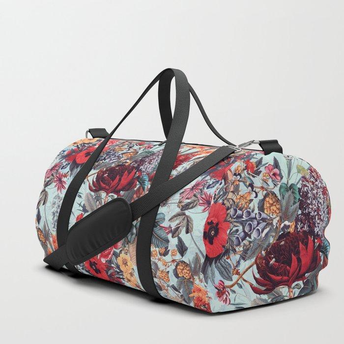 Romantic Garden VI Duffle Bag