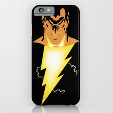 Black Adam Slim Case iPhone 6s