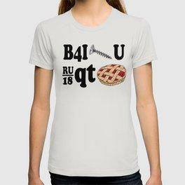 Qt pie T-shirt