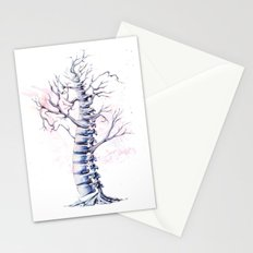 TreeSpine Stationery Cards