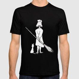 Believe in Yourself (Kiki) - Sketch T-shirt