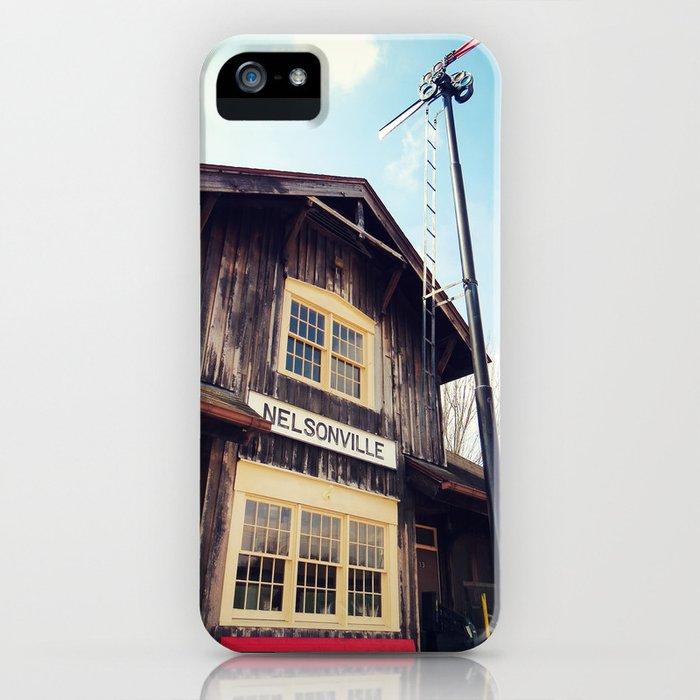 Hocking Valley Scenic Railway iPhone Case