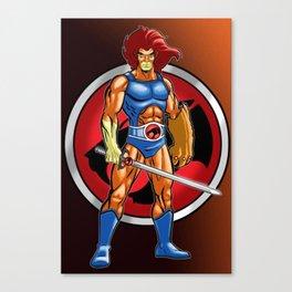 Lion Thundercats Canvas Print