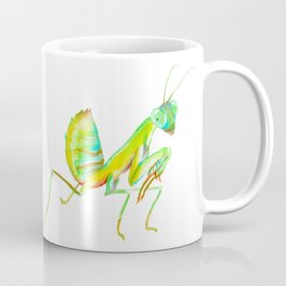 The African Mantis Coffee Mug