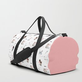 Game of cats Duffle Bag