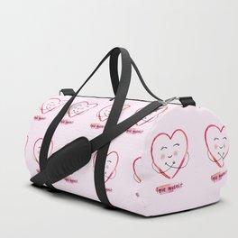 I Love Myself Duffle Bag