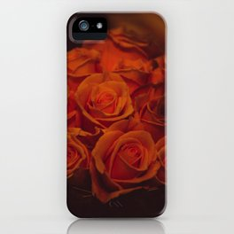 Dutch Yellow Roses iPhone Case
