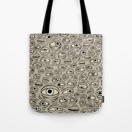 Seek Tote Bag
