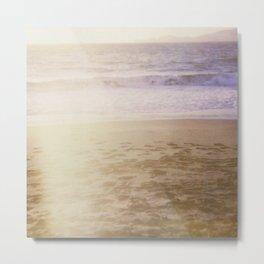 Baker Beach, San Francisco 7 Metal Print
