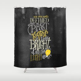 Good, Bad, Ugly [Lecrae - Anomaly] Shower Curtain