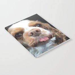 Fiona - the wonder dog Notebook