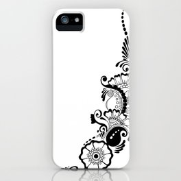 Mehindi One iPhone Case