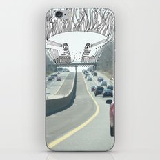 Road Monster iPhone & iPod Skin