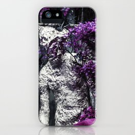 Searching but lost iPhone Case