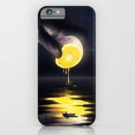 Le Moon iPhone Case