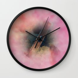 CloudScape Wall Clock