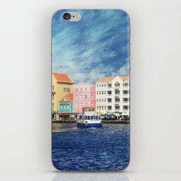 Willemstad, Curaçao iPhone Skin