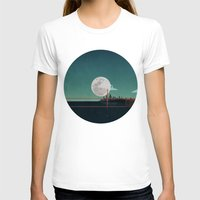 san francisco T-shirts featuring SAN FRANCISCO by WyattDesign