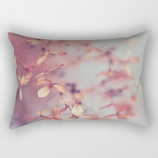January Fog Rectangular Pillow