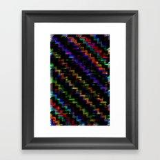Pixel Mux Framed Art Print