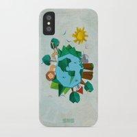 planet iPhone & iPod Cases featuring Planet by Design SNS - Sinais Velasco
