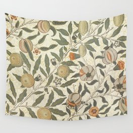 William Morris Fruit Pattern Wall Tapestry