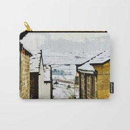 Winter View - Heptonstall Carry-All Pouch