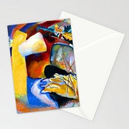 Wassily Kandinsky White Form Stationery Cards