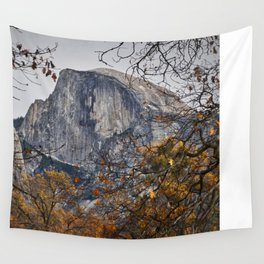 Half Dome, Yosemite, California Wall Tapestry