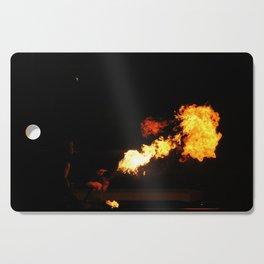 Breath fire Cutting Board