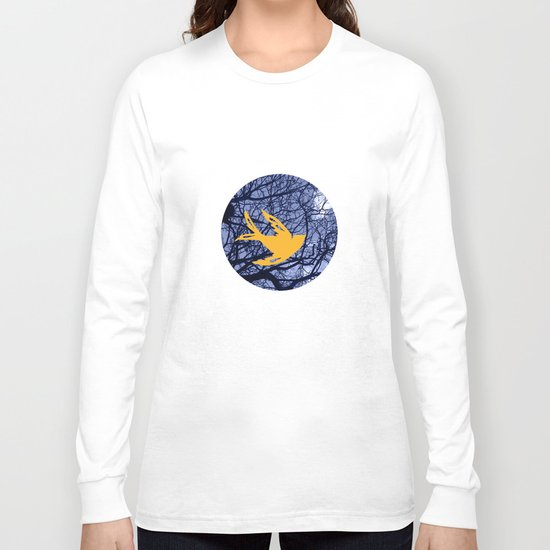 golden bird Long Sleeve T-shirt