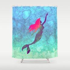 Disney's The Little Mermaid Shower Curtain
