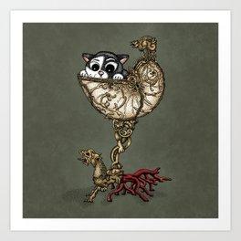 Magic Goblet Art Print