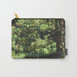Cube - Earth Carry-All Pouch