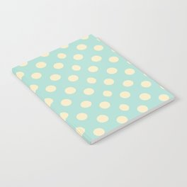 Dotted - Soft Blue Notebook