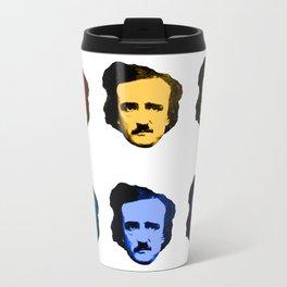 Rainbow Poe Travel Mug