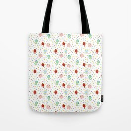 MONSTER POLKA Tote Bag