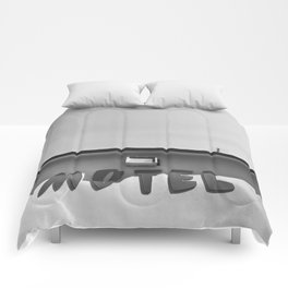 Motel Comforters