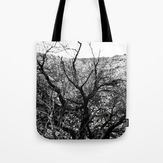 Castle Tree Tote Bag