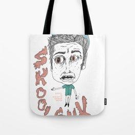 SKOOL SUX / SUMMR 4EVER Tote Bag