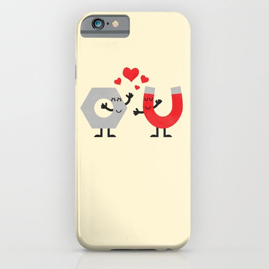 Attraction  iPhone & iPod Case