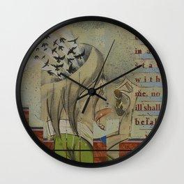 Breadcrumbs: Hansel and Gretel Wall Clock