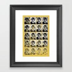 Elvis 2 Framed Art Print