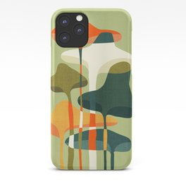 Little mushroom iPhone Case