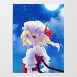 Touhou Flandre Scarlet Poster