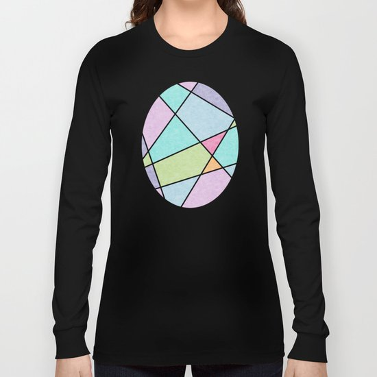 Frosted pastel Long Sleeve T-shirt