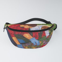 Tending the Garden Fanny Pack